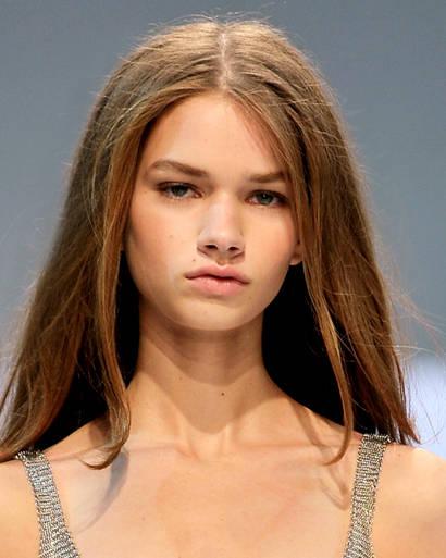 Pleasing Spring Hair Trends 2010 Hairstyles From Paris Fashion Week Short Hairstyles Gunalazisus