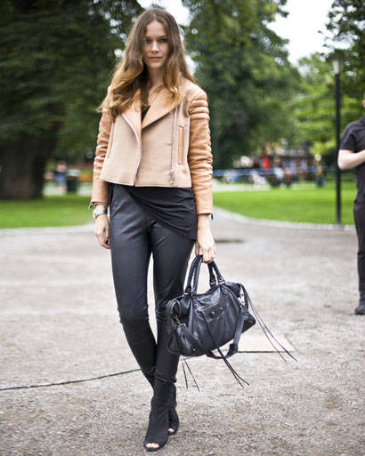 Street Chic Stockholm Fashion Week Discover More Street Style