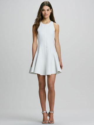 Little White Dresses Summer 2013- Trendy White Dresses for Summer 2013
