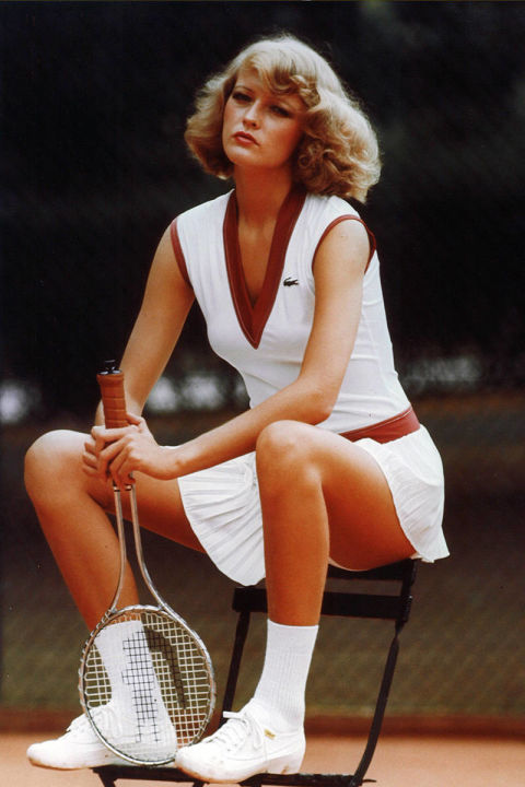 Vintage Tennis Outfit 76