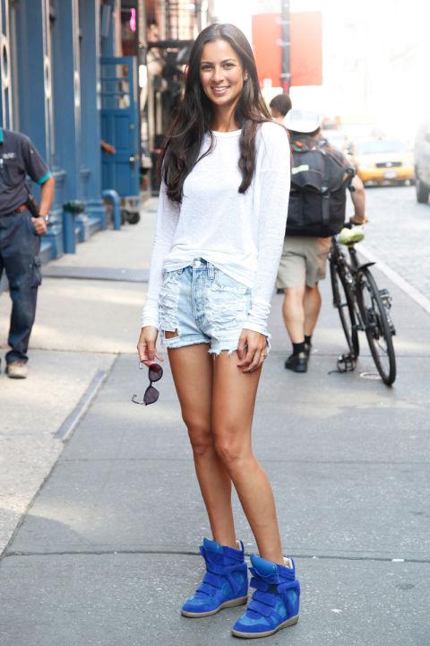 Nyc Street Style Denim New York City Street Style Jean