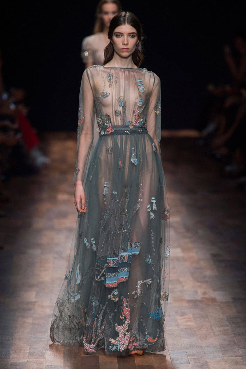 Valentino Spring 2015 Ready-to-Wear - Valentino Ready-to-Wear ...