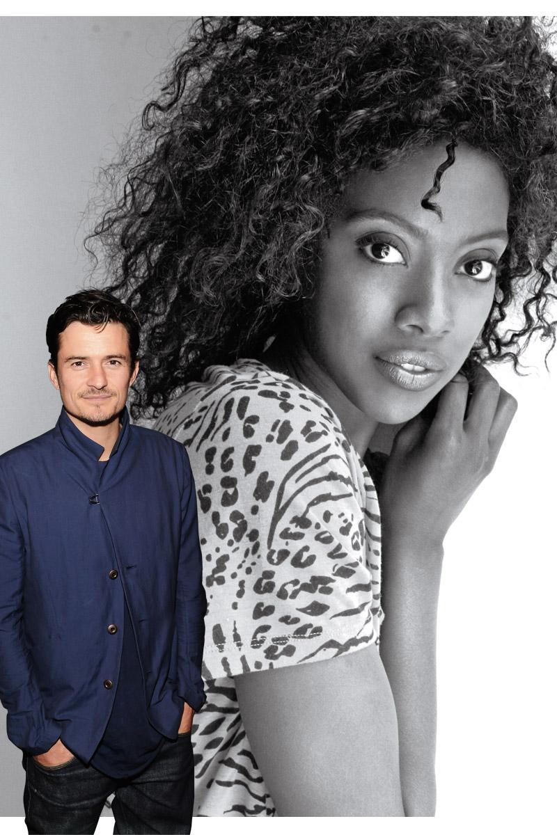 Theater Review: Orlando Bloom and Condola Rashad ...