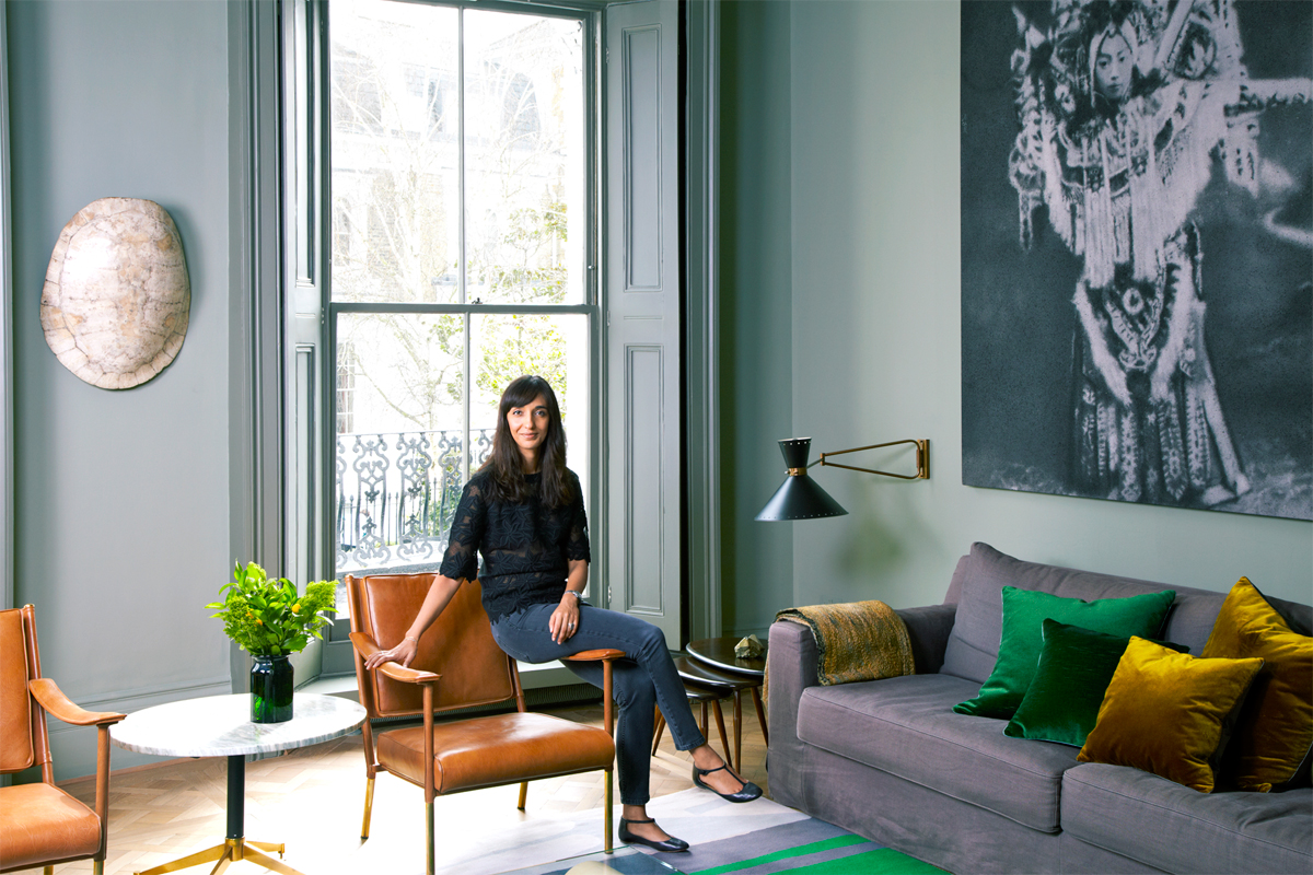 Anna singh chinti and parker her london home decor for Anna decoration in home