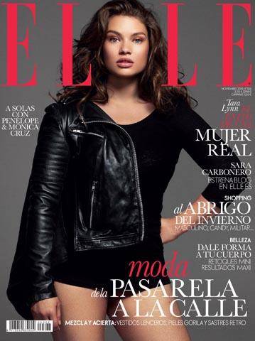 Styled - Magazine cover