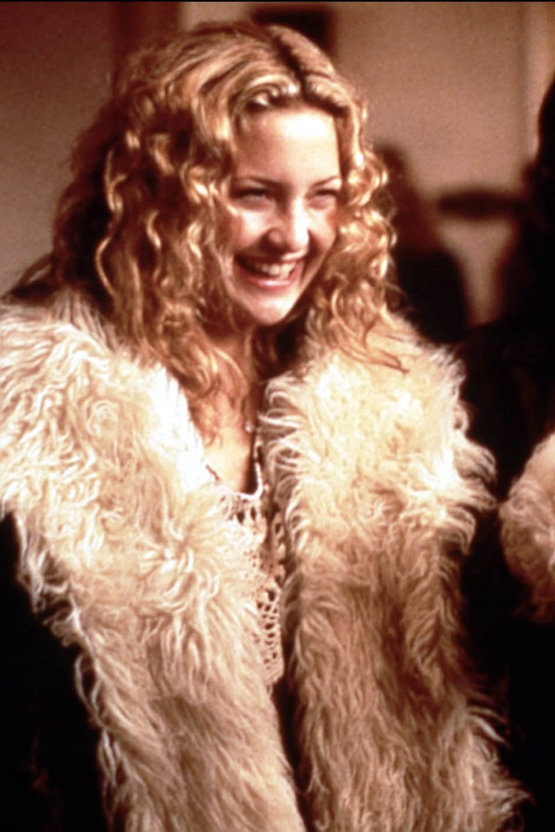 Why That Outfit Penny Lane S Shearling Coat In Almost
