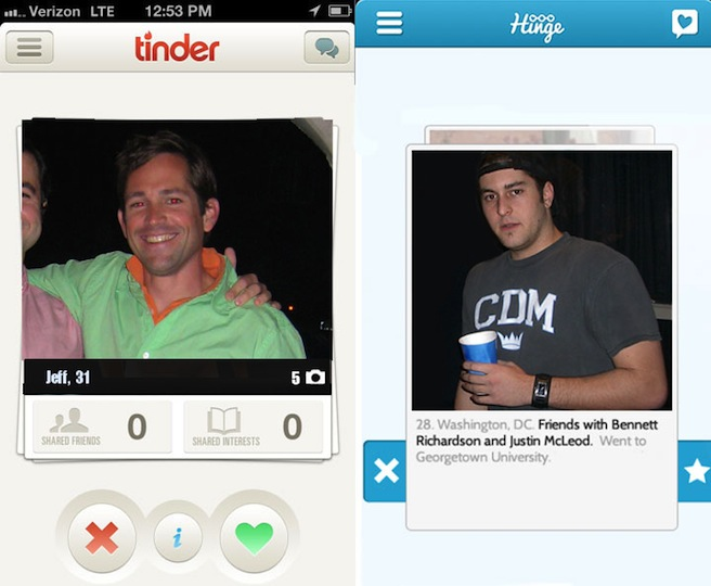 hinge dating stories Can the new version of hinge actually change how we use new hinge aims to tell more of a story hinge was one of the only dating apps targeted at a.