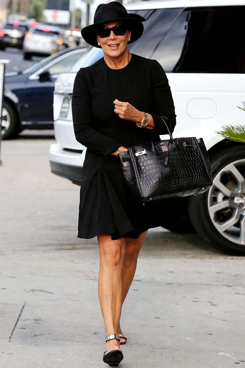 8 Times Kris Jenner Looked Like A Pilgrim Kris Jenner Style