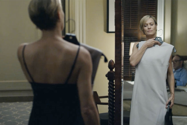 Claire Underwood Style Season 2 Share