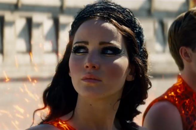 Katniss Everdeen Makeup Tutorial Catching Fire - Mugeek ...