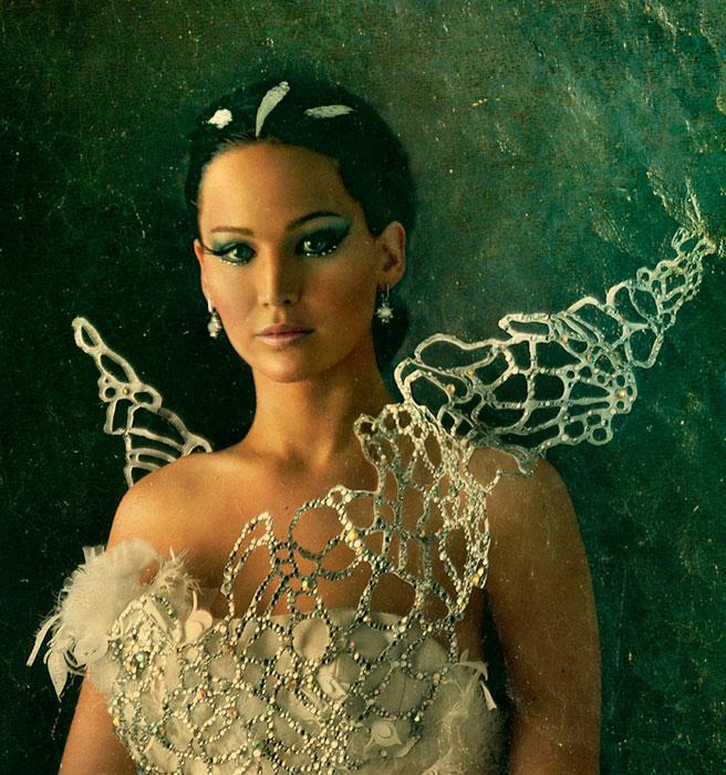 Katniss Catching Fire Hair