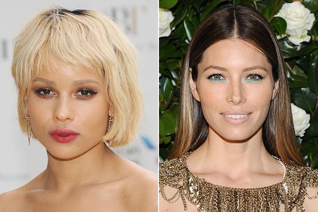 Under Eye Eyeliner Trend - Eye Dots at Rochas