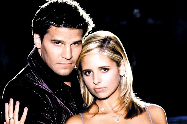 buffy and angel relationship comics to movies