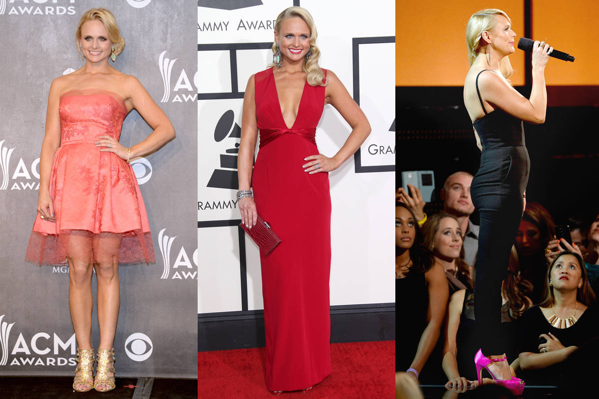 Help Choose Miranda Lamberts CMT Dress Style
