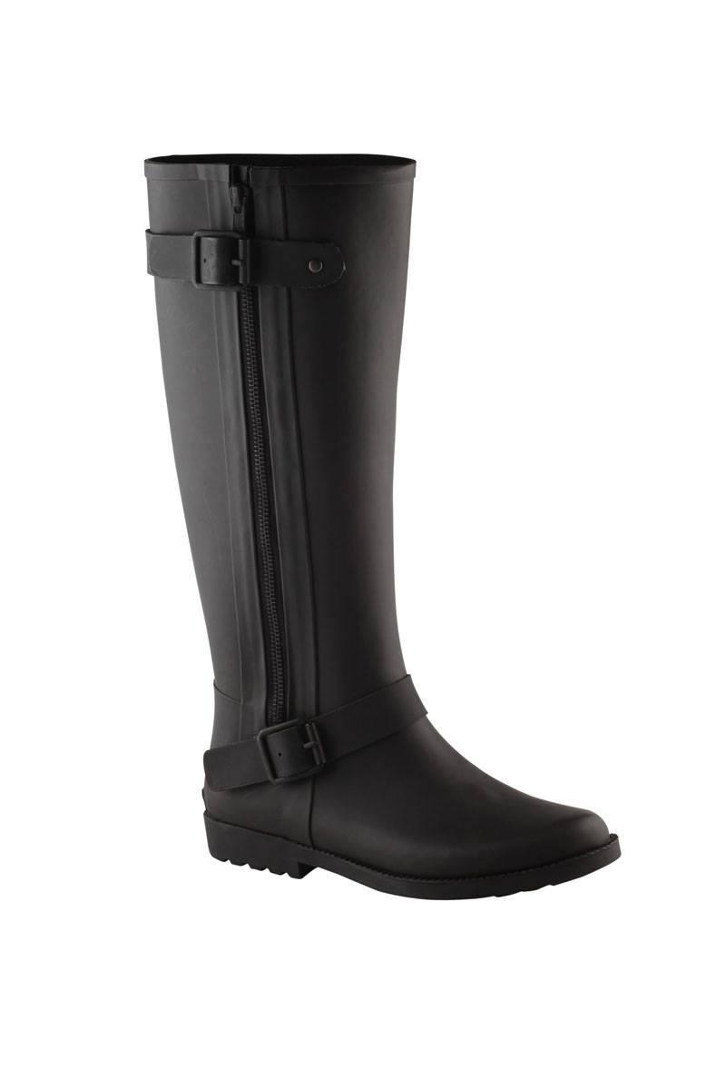 Designer Rain and Snow Boots - Stylish All Weather Boots