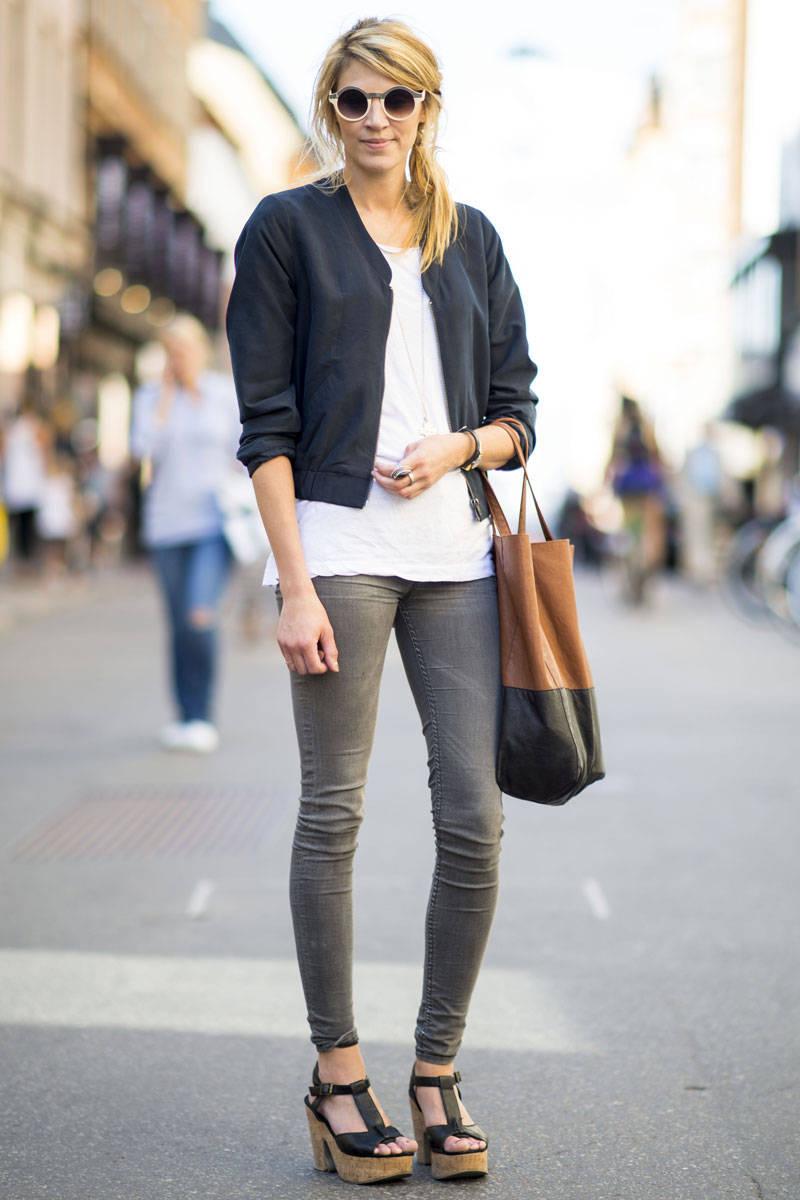 Stockholm Street Style 2012 Stockholm Fashion 2012