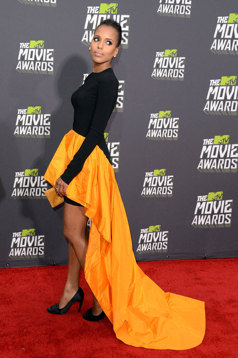 MTV Movie Awards Red Carpet Celebrity Photos From The