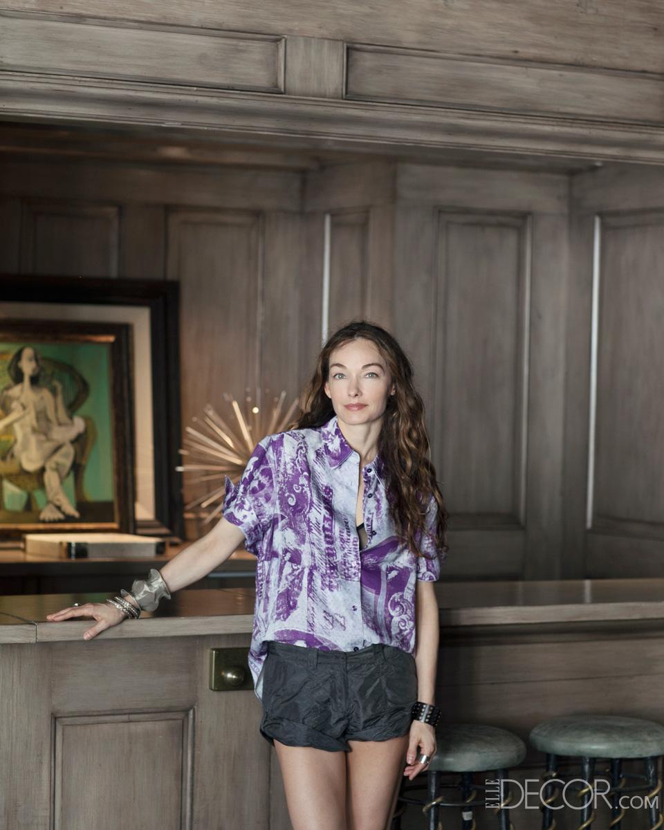 Style Stalk Kelly Wearstler: Kelly Wearstler Home Bar Ideas