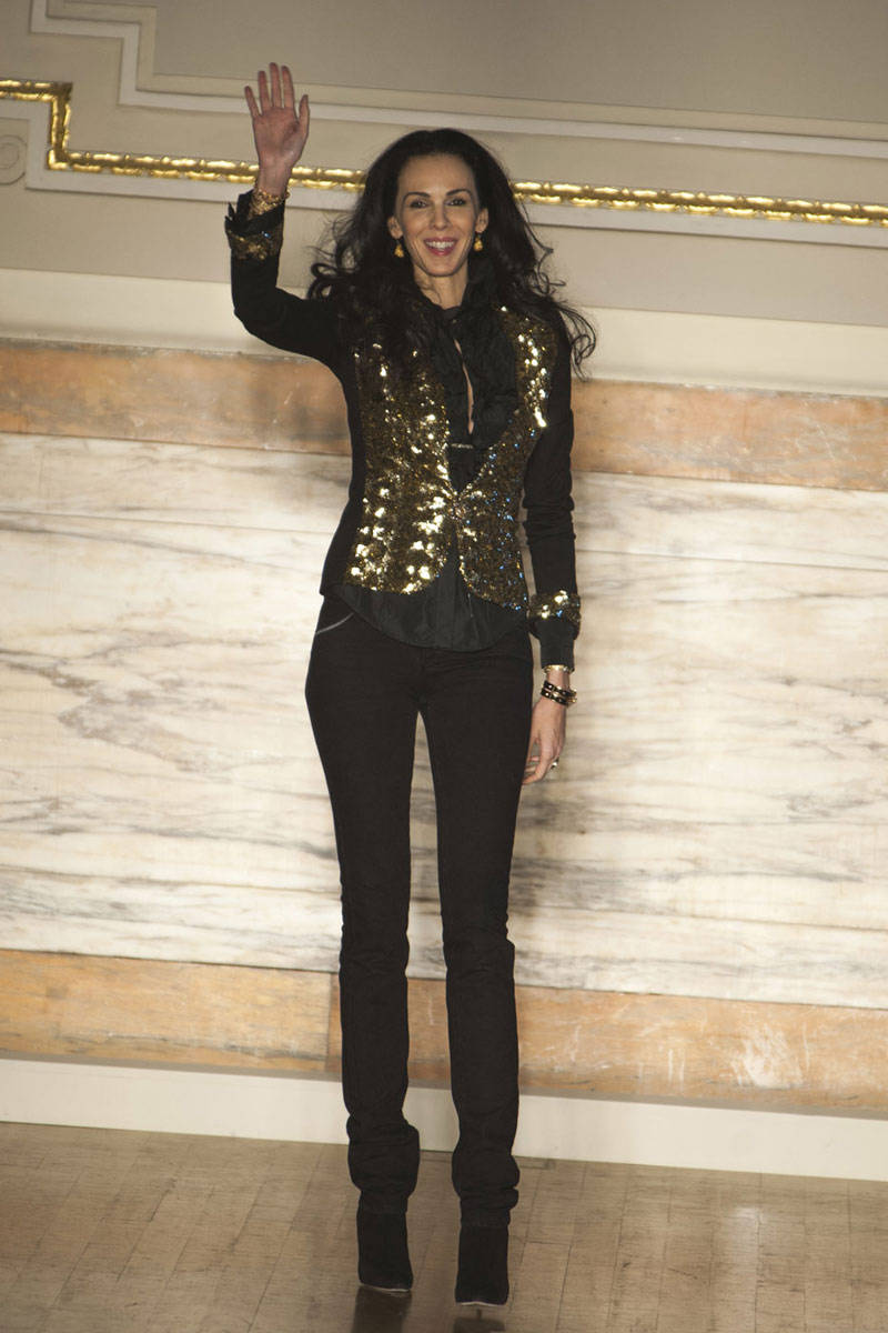 L'Wren Scott Best Fashion Moments