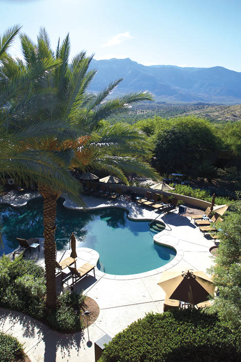 Spa treatments top destination spas spa retreats and for Best spa vacations in us