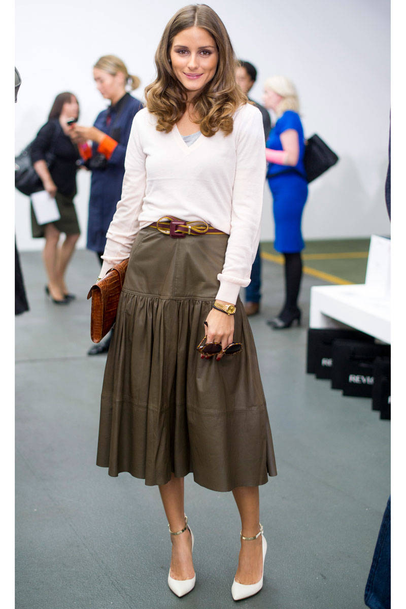 Olivia palermo street style fashion week olivia palermo Fashion celebrity street style