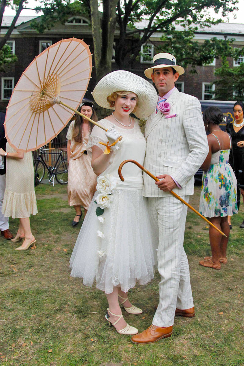 1920s Street Style Jazz Age Lawn Party August 2013