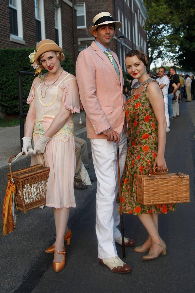 Jazz Age Fashion Men And Women