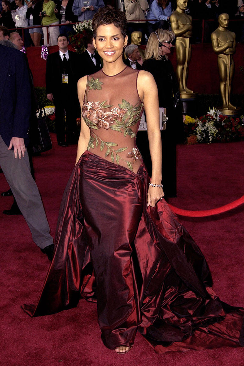 Halle berry style dresses