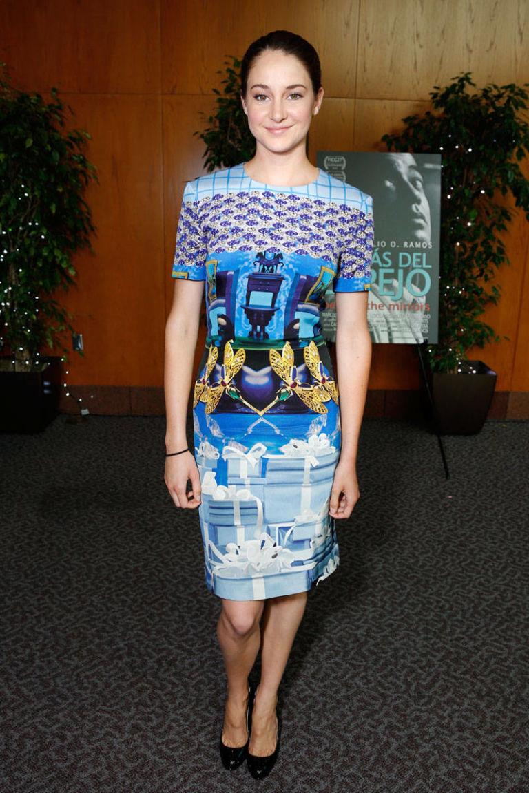 Shailene Woodley Style Fashion Pictures Of Shailene Woodley