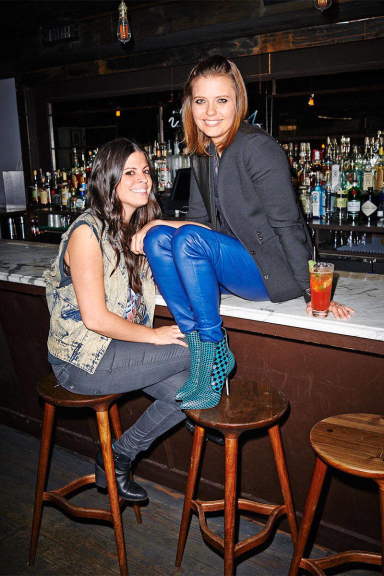 Kim Stolz On Her Style Kim Stolz Fashion Tips
