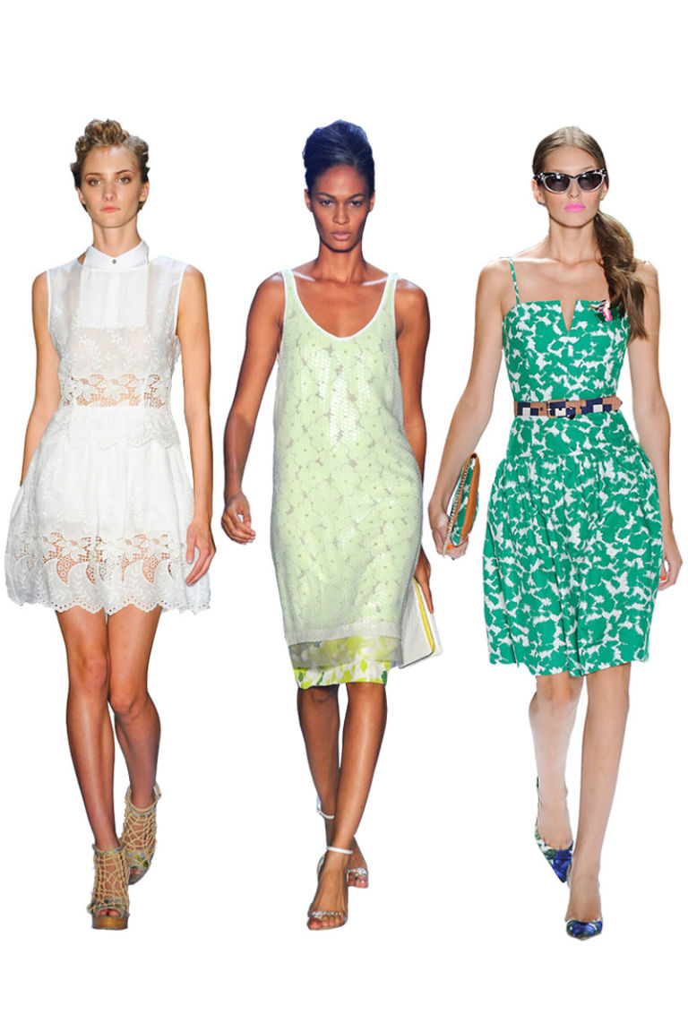 Summer Dresses 2012 - Best Designer Dresses for Summer