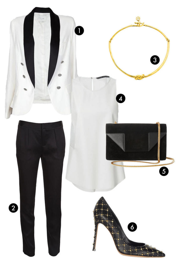 Basic Outfit Ideas - Basic Work Weekend Evening Outfits Ideas