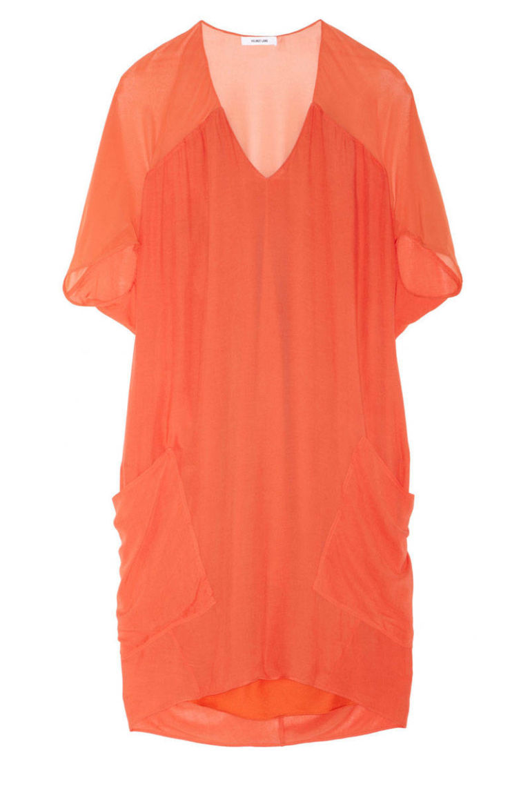 Orange Summer Dresses