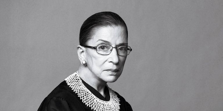 Supreme Court Justice Ruth Bader Ginsburg: I'm Not Going ...