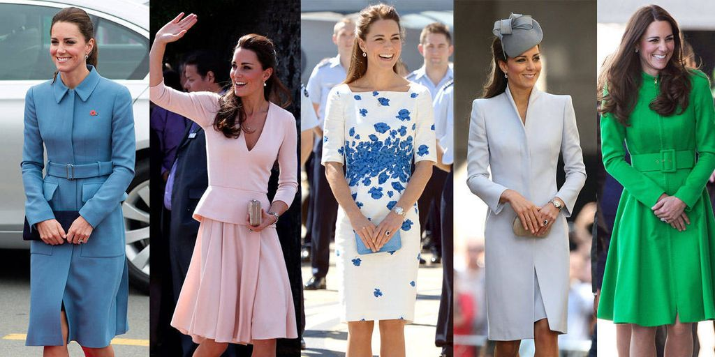 Kate Middleton 39 S Best Looks Down Under Duchess Of Cambridge Style Moments In Australia