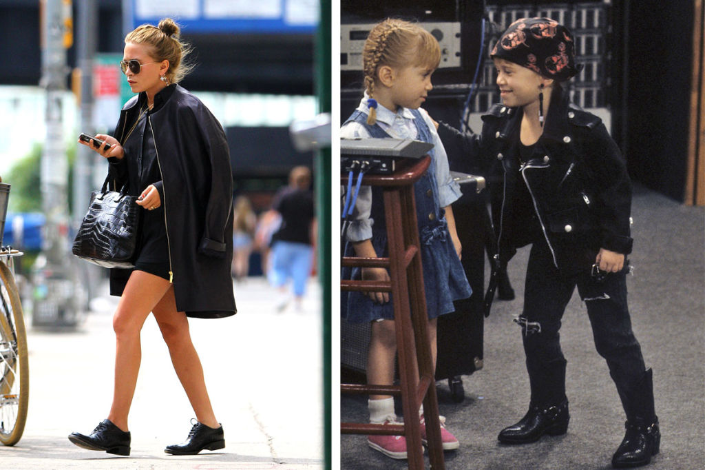 Mary Kate And Ashley As Michelle Tanner Mary Kate And Ashley Olsen Then And Now
