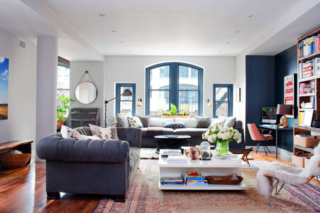 Leslie Fremar On Decorating Her New York City Loft