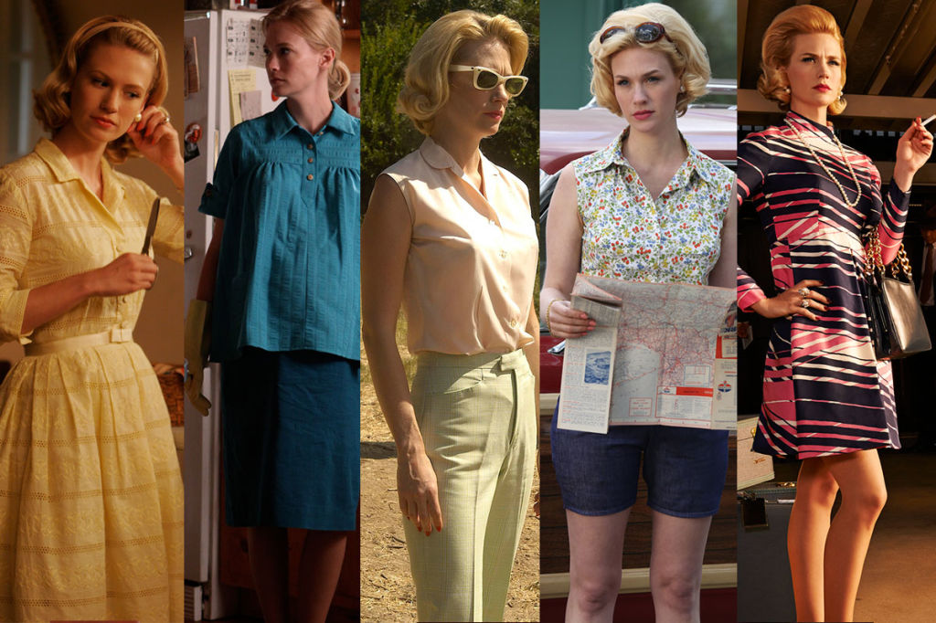 The Complete Guide To Mad Men Style