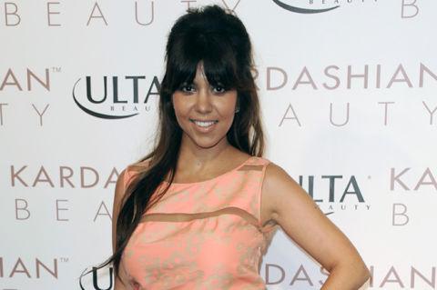 STUNNING: Kourtney Kardashian Poses NAKED At 9 Months