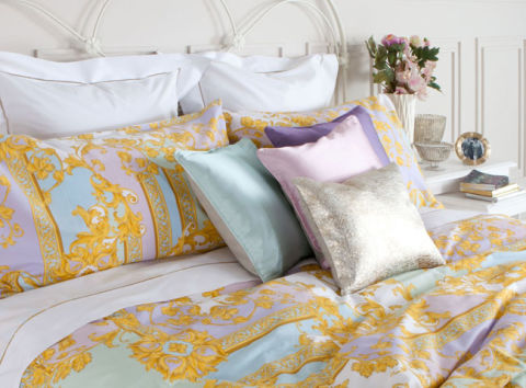 Zara home is coming to the u s zara affordable home decor for Elle decoration bed linen