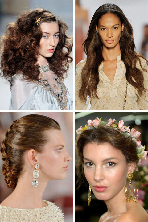 Fabulous New Year39S Eve Hairstyles Inspired By The Runway New Year39S Eve Short Hairstyles Gunalazisus