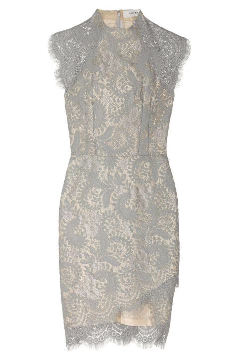 Best Dress For A Fall Outdoor Wedding Lover Sara Lace Dress