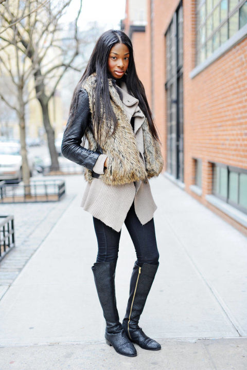 Fall 2013 Winter 2014 Boots - Best Street Style Tall