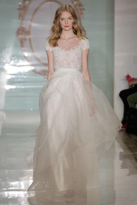 Spring 2015 Wedding Dresses - 15 Designer Wedding Dresses for Spring
