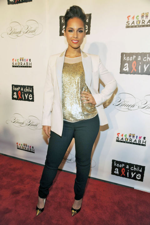 alicia keys style fashion pictures of alicia keys