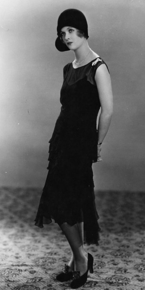 The Evolution Of The Little Black Dress - Little Black Dress Through History