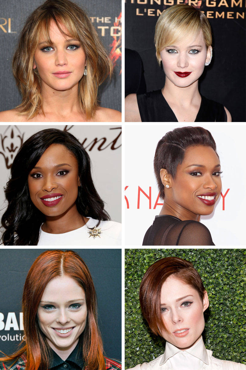 The Biggest, Boldest Celebrity Hair Transformations of 2019