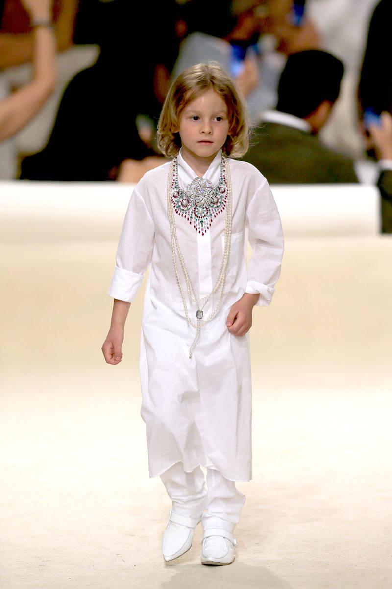 Chanel S Cutest Model Hudson Kroenig Photos Of Hudson