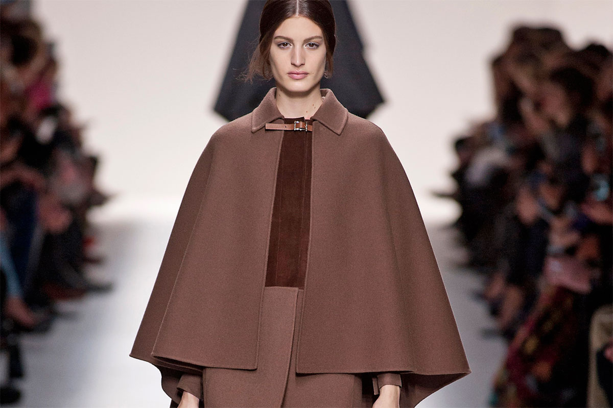 Fashion print trends 2017 - Fall Capes 14 Ways To Get The Cape Look