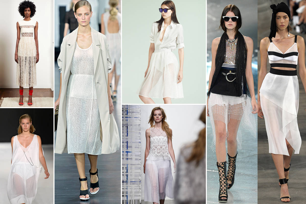 Spring 2015 Trends Runway Photos Of Spring And Fall 2015 Trends